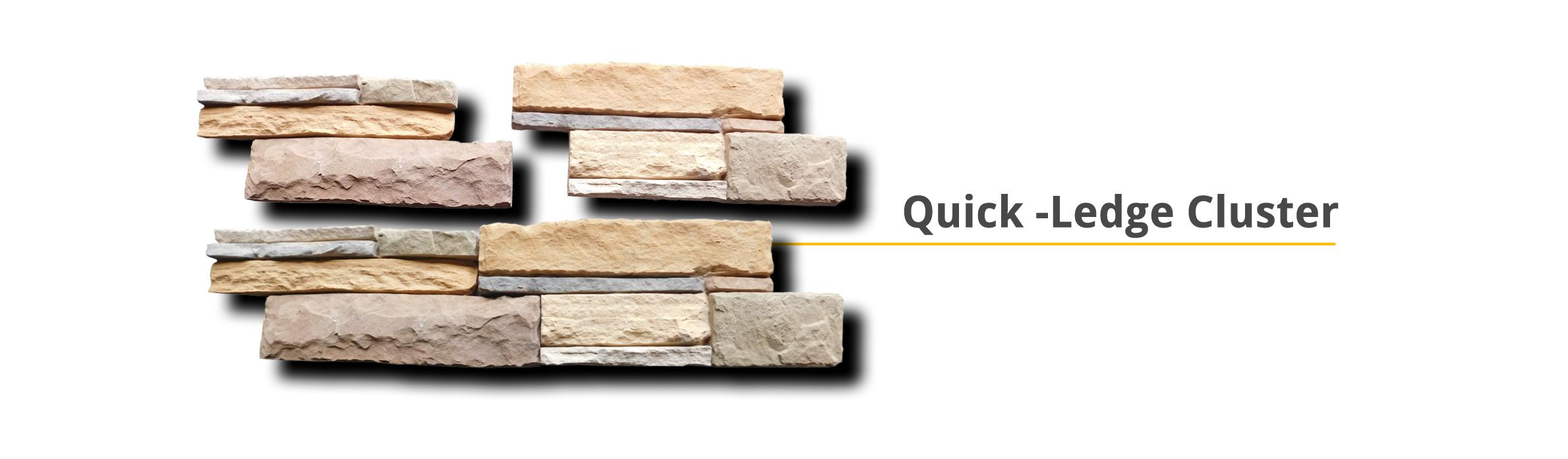 Cluster Quick Ledge Stone